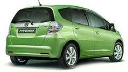 เปิดภาพ Honda Fit/Jazz Hybrid อย่างเป็นทางการ พร้อมเปิดตัวที่ Paris Motor Show