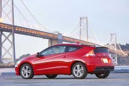 เปิดราคา Honda CR-Z และ CR-Z EX พร้อมภาพชุดใหม่กว่า 60 ภาพ ลุยอเมริกา 24 สิงหาคมนี้