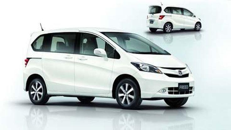 เปิดราคา Honda Freed ใหม่ รถอเนกประสงค์ขนาดเล็ก 7 ที่นั่ง เริ่มต้น 8.945 แสน ท็อปสุด 1.074 ล้านบาท