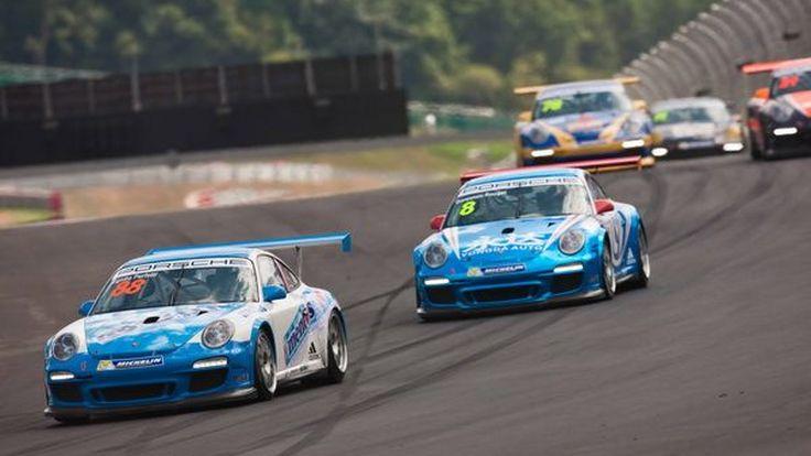 เปิดสเป็ก Porsche 911 GT3 Cup รถแข่งรายการ Porsche Carrera Cup Asia
