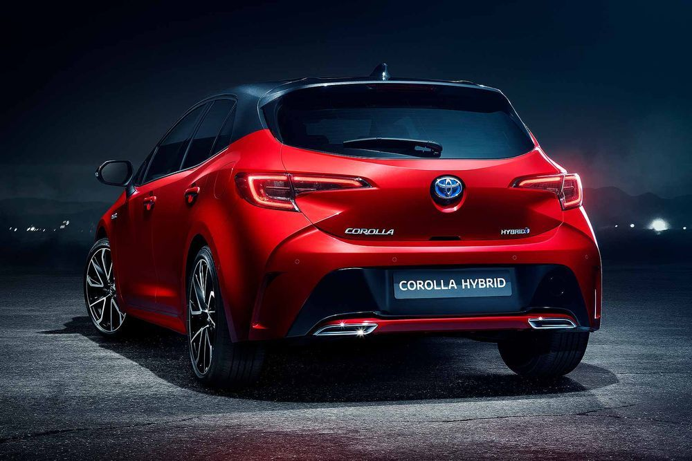 เปิดตัว 2019 Toyota Corolla Touring Sports