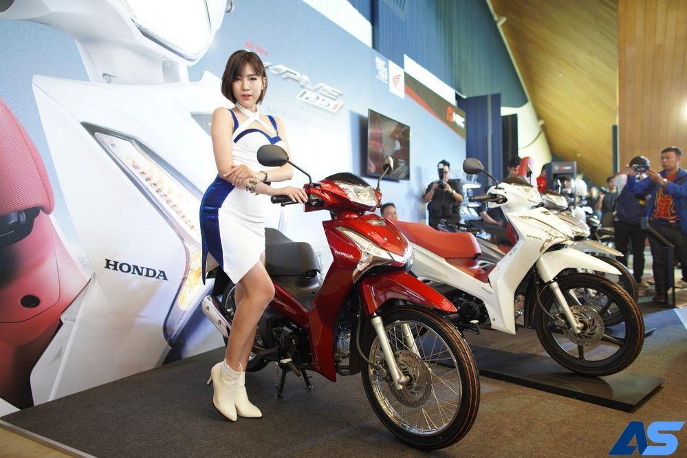 เปิดตัว All new Honda Wave 125i ใหม่ พร้อมไฟหน้าและไฟเลี้ยว LED ประหยัดน้ำมันยิ่งกว่าเดิม