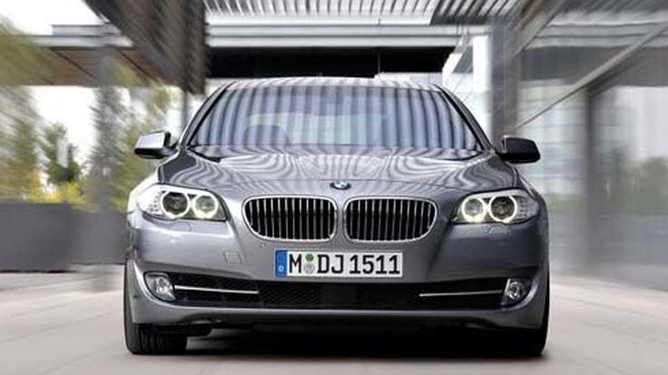 เผยรายละเอียด All-New BMW Series 5 โฉมใหม่ ปี 2011 พร้อมภาพความละเอียดสูงกว่า 80 ภาพ