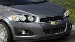 เผยโฉมแล้ว Chevy Aveo ใหม่ รุ่นปี 2012 ซีดานเล็กหน้าดุ เตรียมชน Fit, Versa และ Fiesta