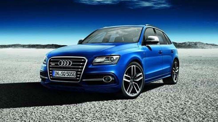 เผยโฉม 2013 Audi SQ5 TDI ซูเปอร์เอสยูวี อัตราเร่ง 0-100 กม./ชม.ใน 5 วินาที