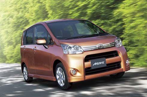 เผยโฉม Daihatsu Move รถอเนกประสงค์ขนาดเล็กเจนเนอเรชั่นใหม่ เพียบพร้อมด้วยเทคโนโลยี