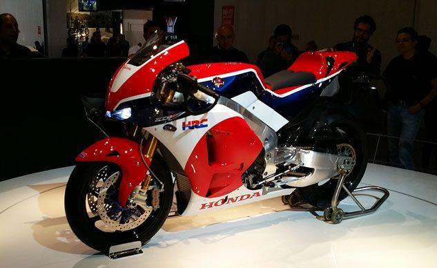 เผยโฉม Honda RC213V-S รถ Moto GP สำหรับใช้งานบนถนน