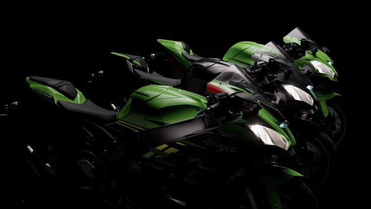 เผยโฉม Kawasaki ZX-10R ปี  2019 ออปชั่นจัดเต็ม แรงม้าจัดหนักถึง 204 ตัว !