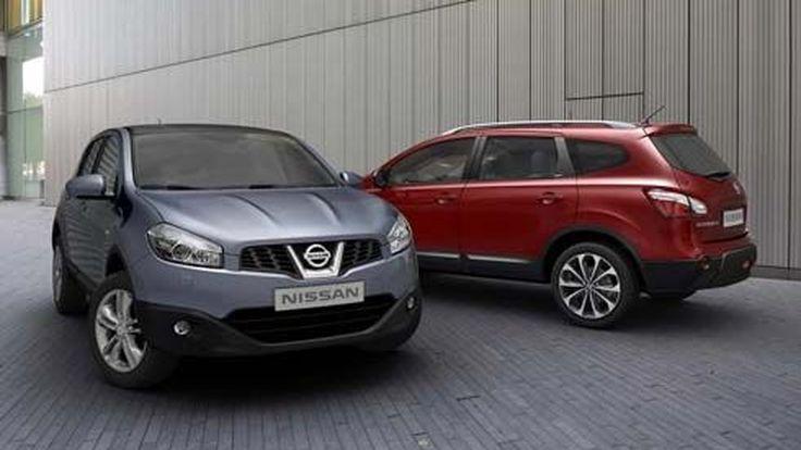 เผยโฉม Nissan Qashqai รุ่นใหม่ Facelift ปี 2010 รถ Compact Crossover สำหรับตลาดยุโรป