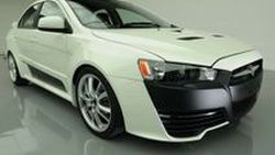 เผยโฉม Proton Jebat Concept รถสปอร์ตต้นแบบในสไตล์ Mitsubishi Lancer EVO X