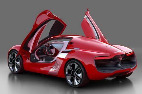 เผยโฉม Renault DeZir สปอร์ทคูเป้แนวคิด 2 ที่นั่ง สะท้อนภาษาการออกแบบใหม่จาก Renault