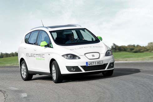 เผยโฉม Seat Altea XL Electric Ecomotive รถต้นแบบพลังงานไฟฟ้ารุ่นแรกของบริษัทฯ
