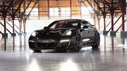 เริ่มขายแล้ว Porsche Panamera GrandGT โดย TechArt สมรรถนะสูงสุด 571 แรงม้า