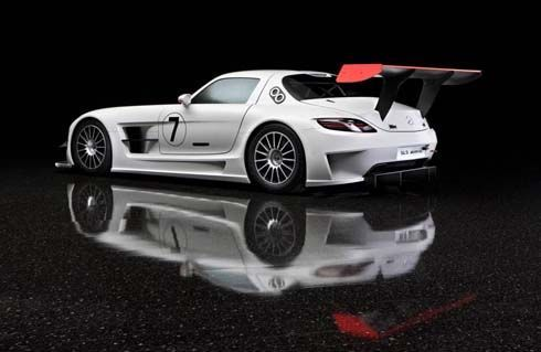 เห็นกันจะๆ Mercedes Benz SLS AMG GT3 โผล่ในคลิป กับภาพประกอบทุกมุม พร้อมลงแข่งปีหน้า