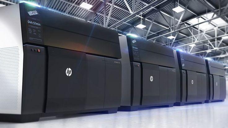 เอชพี เปิดตัว HP Metal Jet 3D Printing ทันสมัยที่สุดในโลก จับมือพันธมิตรกลุ่มยานยนต์ หนุนปฏิวัติอุตสาหกรรม 4.0