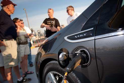 แบตเตอรี่ Chevy Volt รับประกัน 8 ปี หรือ 1 แสนไมล์ สร้างความมั่นใจให้ลูกค้า ก่อนบุกตลาดปลายปี