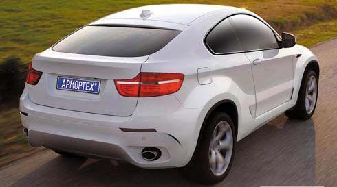 แปลงโฉม BMW X6 จาก Crossover ให้เป็น Coupe ปฏิบัติท้าทายของ ArmorTech จากรัสเซีย