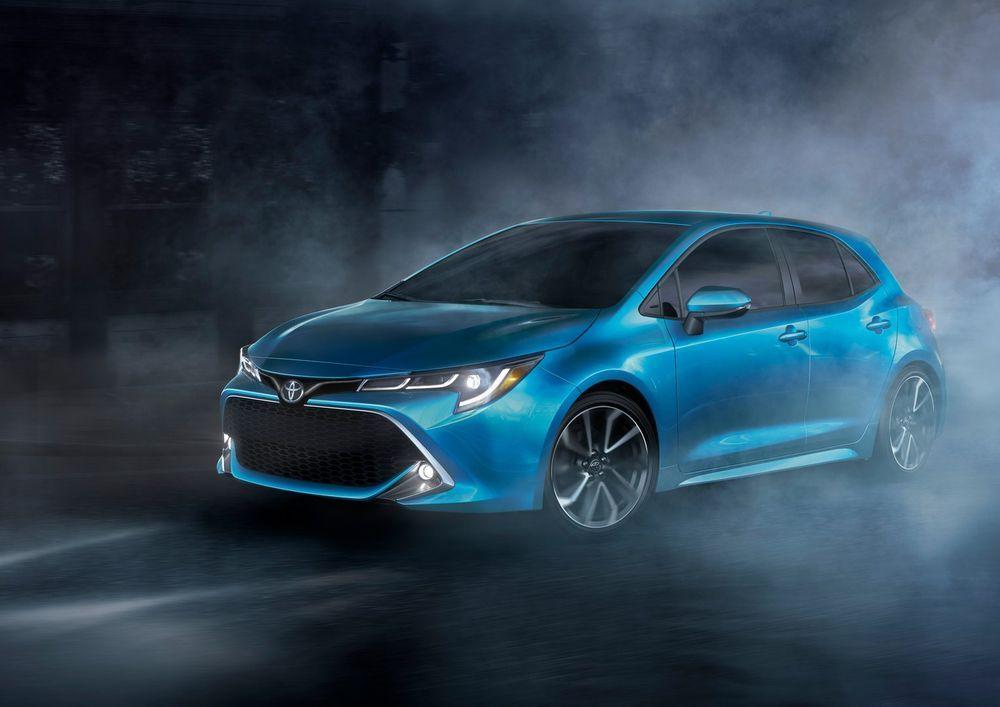 แฮทช์แบ็ค 2019 Toyota Corolla ได้ลุ้นขุมพลัง Hybrid