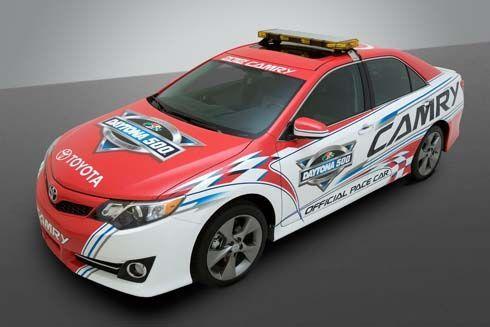 ว้าว! All-New Toyota Camry ปี 2012 สไตล์เรซซิ่ง พร้อมสู้ศึก Daytona 500 ปีหน้า