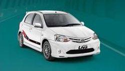 อีโคคาร์อินเดีย Toyota Etios Liva TRD Sportivo ฉลองทำตลาดครบ 1 ปี