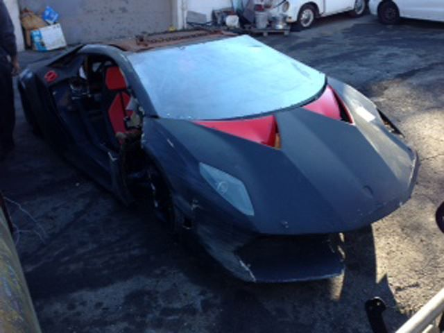 ใครสน? ซาก Lamborghini Sesto Elemento ที่ใช้ถ่ายภาพยนตร์ NFS  เปิดให้ประมูลกันแล้ว