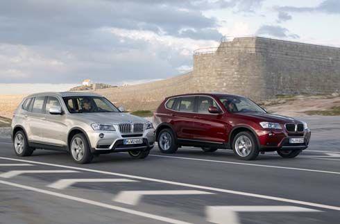 ใหม่ All-New BMW X3 เจนเนอเรชั่นที่ 2 เผยโฉมทุกมุมกว่า 200 ภาพ ก่อนเปิดตัวที่ Paris Motor Show