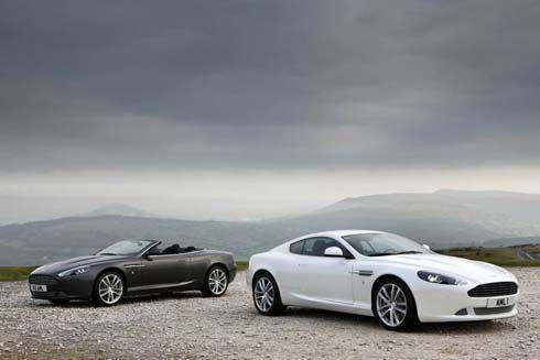 ใหม่ Aston Martin DB9 Coupe และ DB9 Volante รุ่นปี 2011 เปิดภาพชุดแรก กระตุ้นต่อมอยากสาวก