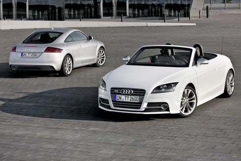 ใหม่ Audi TT โฉมปี 2011 ทั้งเวอร์ชั่น Coupe และ Roadster เตรียมโผล่ที่  Leipzig Auto Show