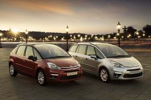 Citroën Picasso/Grand Picasso ปี 2011 ปรับนิดปรับหน่อย เริ่มใช้เครื่องยนต์ Micro-Hybrid e-HDi