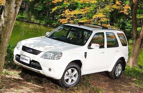 ใหม่ Ford Escape รุ่นไมเนอร์เชนจ์ ปี 2010 รถ SUV ในดีไซน์ Kinetic ราคาเริ่มต้นที่ 1.099 ล้านบาท