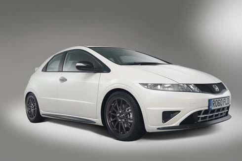 ใหม่ Honda Civic Ti ปี 2011 พร้อมชุดแต่งบอดี้ Crystal Black GP เพียง 500 คัน