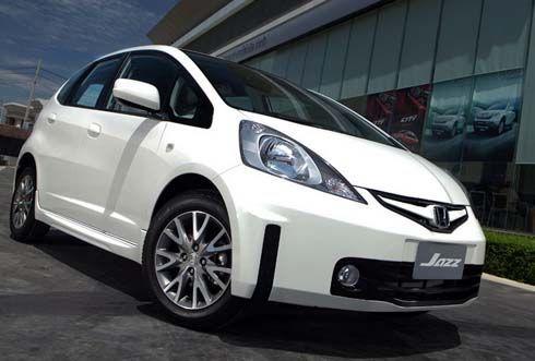 ใหม่ Honda Jazz Active Plus มาพร้อมชุดแต่งรอบค้นจากญี่ปุ่น ราคาเริ่มต้น 6.795 แสน 2 รุ่น 3 สี