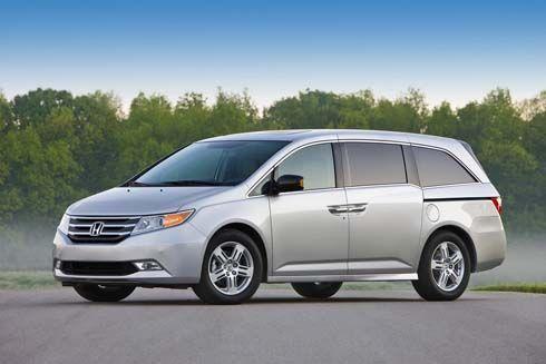 ใหม่ Honda Odyssey รุ่นปี 2011 มินิแวน 8 ที่นั่ง ปราดเปรียวขึ้น ฟังค์ชั่นเพียบ เตรียมบุกอเมริกาแล้ว