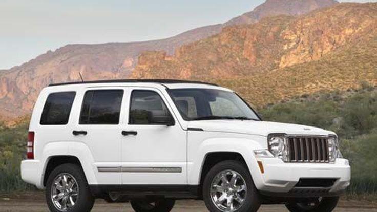 ใหม่ Jeep Cherokee/Liberty ปี 2011 ไมเนอร์เชนจ์ภายใน เพิ่มอ็อปชั่นเครื่องเสียง