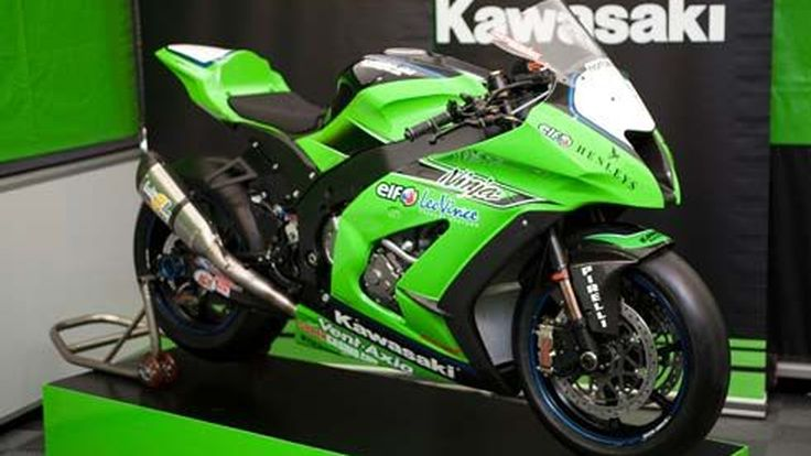 ใหม่ Kawasaki Ninja ZX-10R รุ่นปี 2011 เตรียมโผล่ที่ Nurburgring วันนี้ ก่อนเปิดตัวต้นตุลา