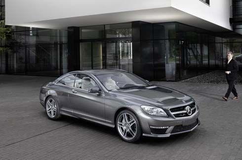 ใหม่ Mercedes-Benz CL63 และ CL65 AMG แต่งหน้าทาปาก รับปี 2011 เครื่องยนต์ใหม่เล็กแต่แรง