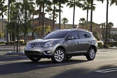 ใหม่ Nissan Rogue ไมเนอร์เชนจ์ปี 2011 Compact SUV สุดเท่สไตล์ใหม่ เปิดตัวแล้ววันนี้
