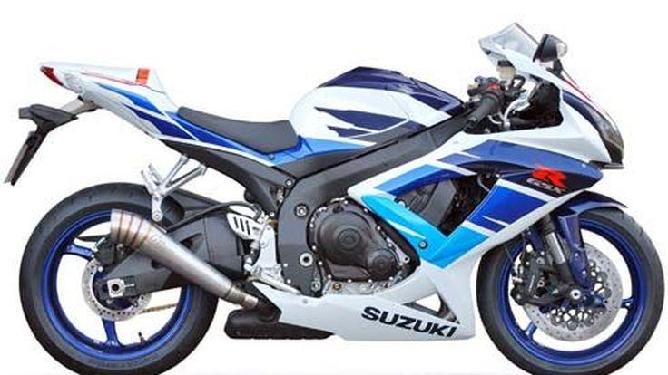 ใหม่ Suzuki GSX-R750 รุ่น Limited Edition ผลิตเพื่อจำหน่ายเพียง 25 คัน ผ่านระบบออนไลน์