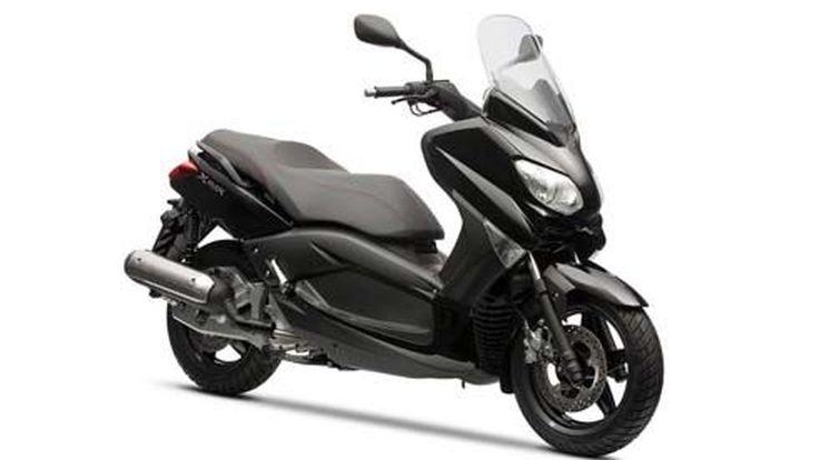 ใหม่ Yamaha X-Max 125 ABS และ 250 ABS ปี 2011 เพิ่มระบบเบรคอิเล็กทรอนิกส์ เพิ่มสีใหม่