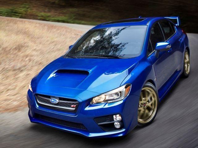 ไม่ต้องรอสัปดาห์หน้า เพราะมาแล้วภาพจริง 2015 Subaru WRX Sti