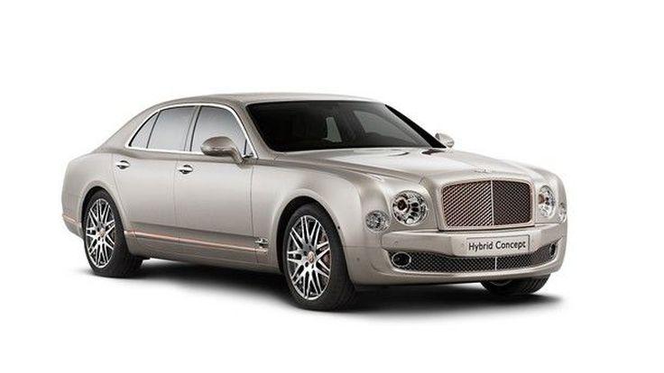 ไม่ล้าหลัง Bentley พร้อมพัฒนาแนวคิดเครื่องยนต์ Hybrid เผยโฉมจริงปี 2017