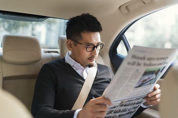 """ตำรวจฮ่องกงกวาดล้างคนขับ """"Uber"""" ล่าสุดจับ 21 ราย"""