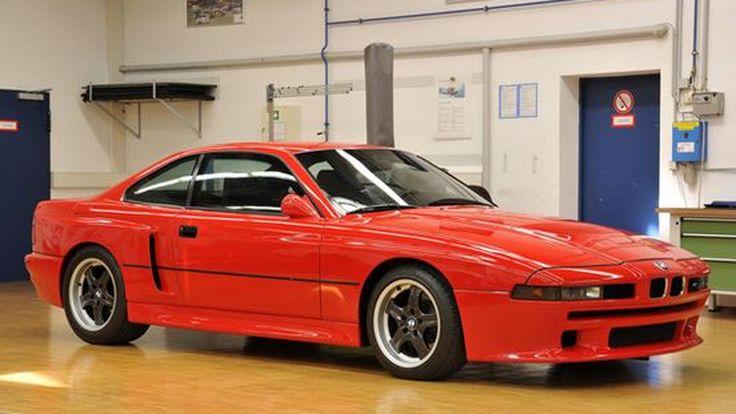 BMW เตรียมฉลอง 100 ปีเผยโฉม M8 ซูเปอร์คาร์ตัวท็อปแรงม้า 600 ตัว