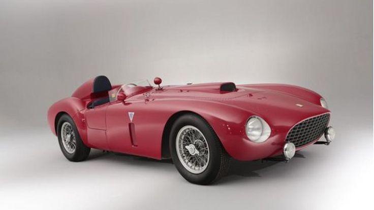 สุดคลาสสิก Ferrari 375-Plus ปี 1954 เคาะขายเกือบ 600 ล้านบาท