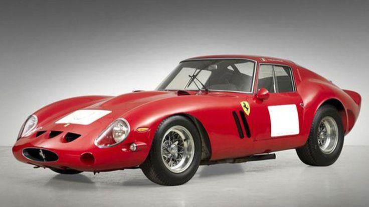 พระเจ้า! 1962 Ferrari 250 GTO Berlinetta ออกประมูลทะลุ 1,200 ล้านบาท