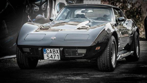 สุดคลาสสิก 1976 Chevrolet Corvette Stingray แต่งโดย Vilner