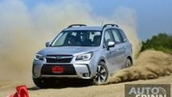 [1st Impression] 2016 Subaru The New Forester กับทริปทดสอบสุดพิเศษ ได้ลองกันทุกสภาพถนน !!