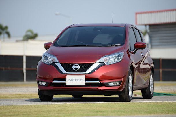 [1st Impression] 2017 Nissan Note 1.2VL CVT ร่างทรงมาร์ชในขนาดใหญ่ขึ้น อัดของเล่นเน้นเทคโนโลยี
