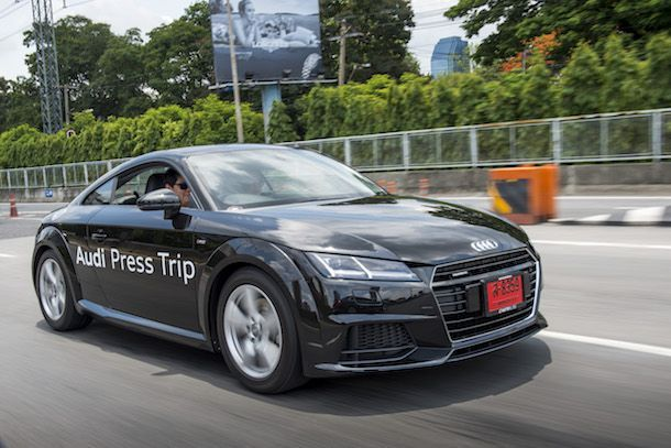 [1st Impression] ควบรถยนต์ตราสี่ห่วงครั้งแรกกับ Audi TT 45 TFSI Quattro และ Audi Q2 35 TFSI ของมันน่าโดน!!!