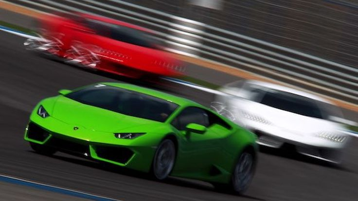 [1st Impression] ลองของแรงกับ Lamborghini Huracan ทั้งรุ่นเล็กขับสองและรุ่นใหญ่ขับสี่